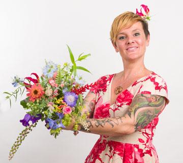 Bloemenfee Sandra Klinkenberg