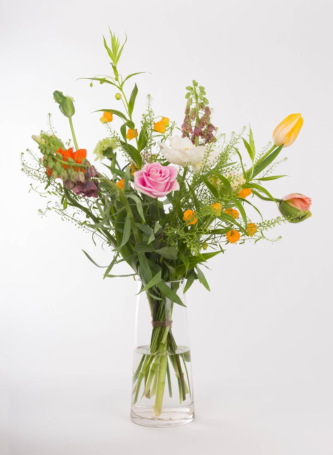 Bestel uw bloemen bij uw bloemiste uit Diemen